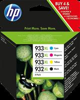 zestaw HP 932 XL + 933 XL