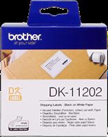 etykiety Brother DK-11202
