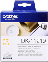 etykiety Brother DK-11219