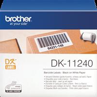 etykiety Brother DK-11240