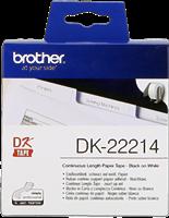 etykiety Brother DK-22214