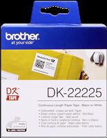etykiety Brother DK-22225