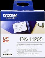 etykiety Brother DK-44205