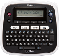 Drukarka do etykiet  Brother P-touch D200BW