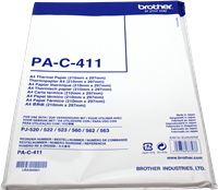 Termopapier Brother PAC411