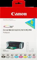 zestaw Canon CLI-42multi