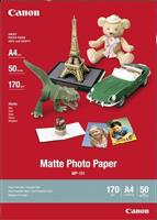 Papier fotograficzny Canon MP-101