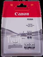 zestaw Canon PGI-520BK TwinPack