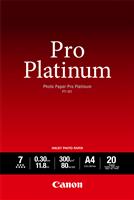 Papier fotograficzny Canon PT-101 A4