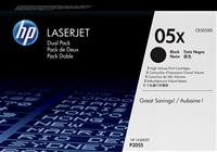 zestaw HP 05X