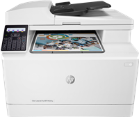 Drukarki Wielofunkcyjne  HP Color LaserJet Pro MFP M181fw