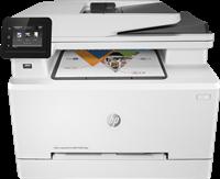 Drukarki Wielofunkcyjne  HP Color LaserJet Pro MFP M281fdw