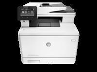 Urzadzenie wielofunkcyjne  HP Color LaserJet Pro MFP M477fdw