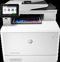 Kolorowa drukarka laserowa HP Color LaserJet Pro MFP M479fdw