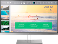HP Elite Display E233 LED Monitor