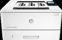 Czarno-biala drukarka laserowa  HP LaserJet Pro M402dne