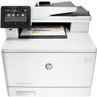 Urzadzenie wielofunkcyjne  HP LaserJet Pro M477fdn