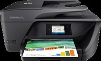 Drukarki Wielofunkcyjne  HP Officejet Pro 6960