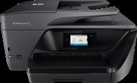 Drukarki Wielofunkcyjne  HP OfficeJet Pro 6970 All-in-One