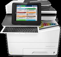 Urzadzenie wielofunkcyjne  HP PageWide Enterprise Color Flow MFP 586z
