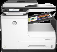Urzadzenie wielofunkcyjne  HP PageWide MFP 377dw