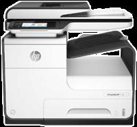 Drukarki Wielofunkcyjne  HP PageWide Pro 477dw