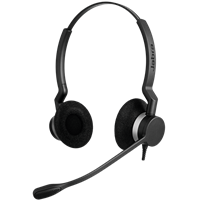 Headset BIZ 2300 Duo Jabra 2399-823-109