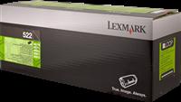 toner Lexmark 522