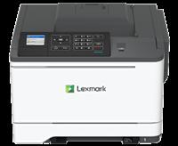 Drukarka laserowa kolorowa Lexmark CS521dn