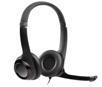 Headset H390 Logitech 981-000406