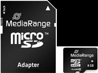 MediaRange Karta pamięci 4 GB