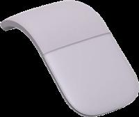 Microsoft Myszka Arc - Maus Lila