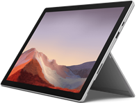 Microsoft Surface Pro 7 Platin 256 GB / i5 / 8 GB