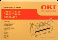 rolka utrwalająca OKI 43363203