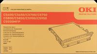 transfer belt unit OKI 43363412