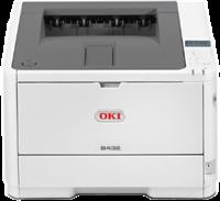 Czarno-biala drukarka laserowa OKI B432dn