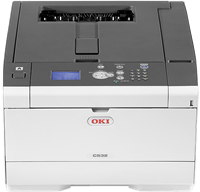 Kolorowa drukarka laserowa  OKI C532dn
