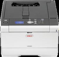 Kolorowych Drukarek Laserowych OKI C532dn