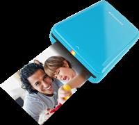 przeznaczony do:  Polaroid ZIP Mobile Printer blau