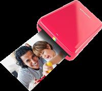 przeznaczony do:  Polaroid ZIP Mobile Printer rot