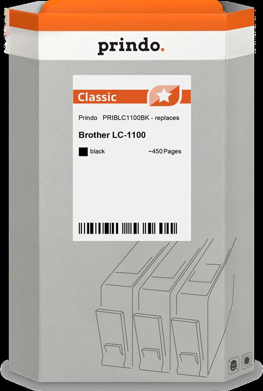 kardiż atramentowy Prindo PRIBLC1100BK