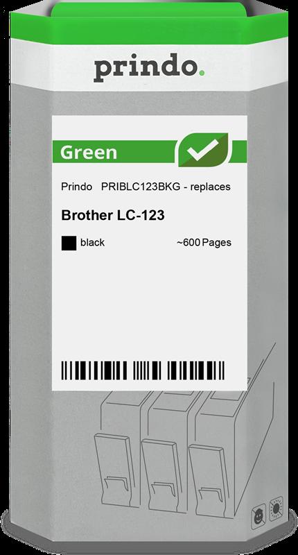 kardiż atramentowy Prindo PRIBLC123BKG