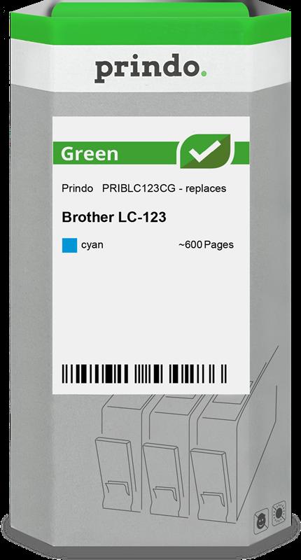 kardiż atramentowy Prindo PRIBLC123CG