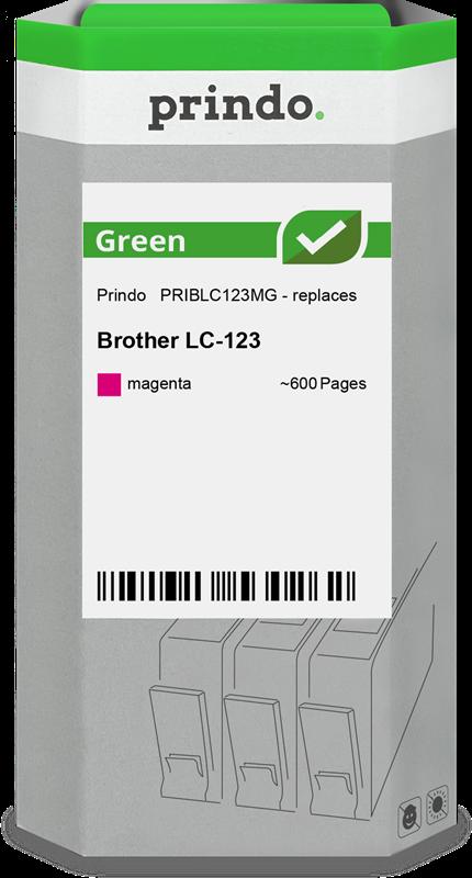 kardiż atramentowy Prindo PRIBLC123MG