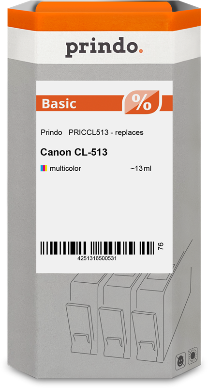 kardiż atramentowy Prindo PRICCL513