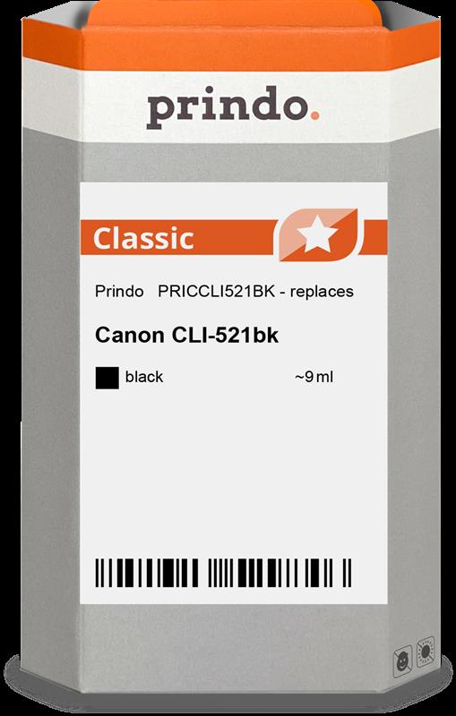 kardiż atramentowy Prindo PRICCLI521BK