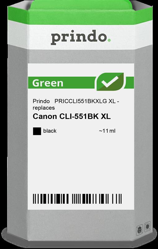 kardiż atramentowy Prindo PRICCLI551BKXLG