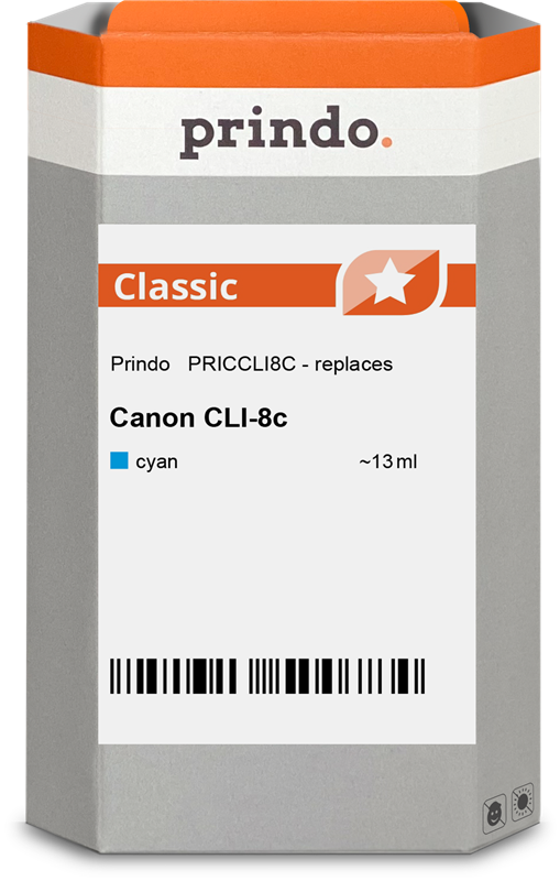 kardiż atramentowy Prindo PRICCLI8C