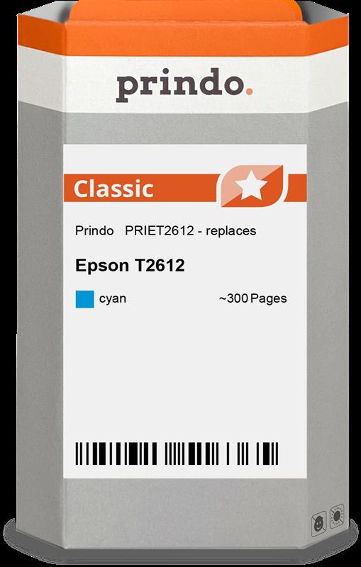 kardiż atramentowy Prindo PRIET2612