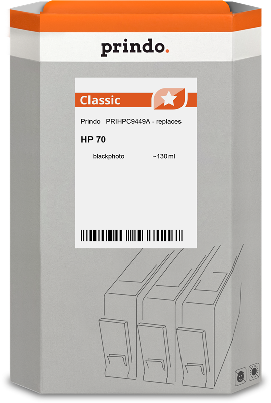 kardiż atramentowy Prindo PRIHPC9449A